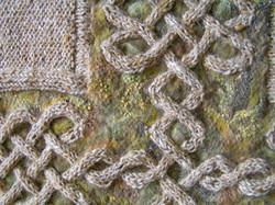 Woollenstone detail