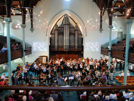 Suzuki South West Christmas Concert