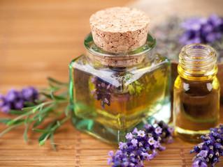 Voňavá lekárnička- esenciálne oleje na podporu zdravia