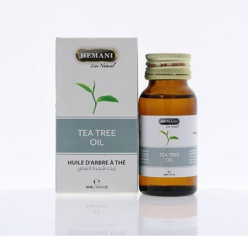 Hemani Масло чайного дерева (Tea Tree Oil)