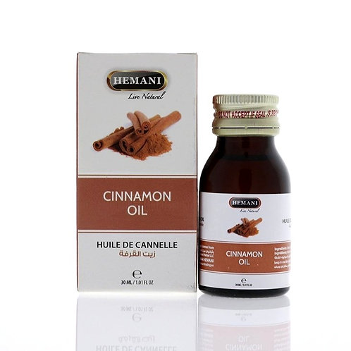 Hemani Масло корицы (Cinnamon Oil)
