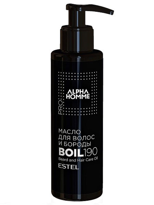 Estel Масло для волос и бороды