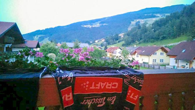 Alpentour: Ettape nummer 2