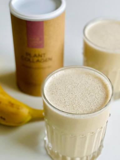 Sanfter Superfood Bananenshake