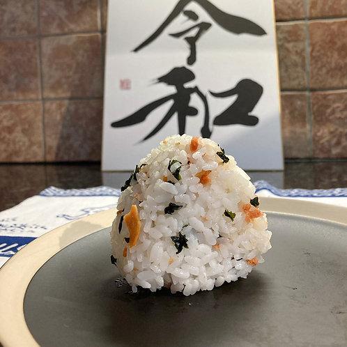 Sake (Salmon and Seaweed)