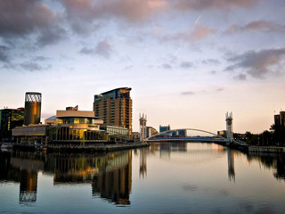 Manchester named 'greenest city' in the UK