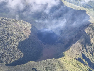 Tens of thousands of people living in the Caribbean are on high alert as volcanoes come back to life after remaining dormant for decades