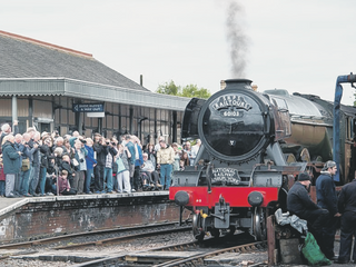 Heritage railway hoped to be back on track with funds
