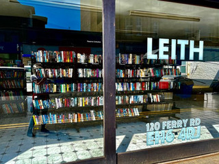 Scotland's first 'Pay What You Want' bookshop opens to cut down on books going to landfill
