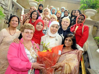 Tributes paid to founder of women's centre - 'Apna Ghar'