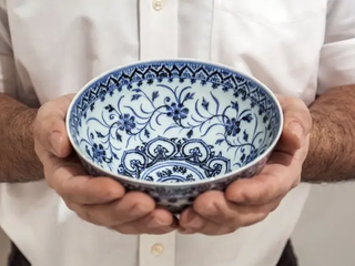 A bargain hunter paid $35 for a pretty Chinese bowl at a Connecticut yard sale. It turned out to be a 15th Century Ming Dynasty 'lotus bowl' worth $500,000.
