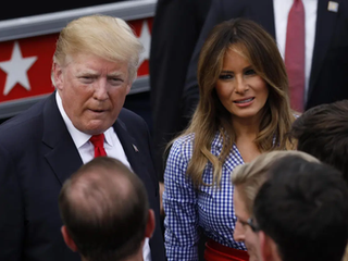 Trump Confirmed: Scots cops face major headache as US President Donald Trump and First Lady Melania to come to Scotland next weekend