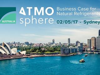 Second edition of ATMOsphere Australia