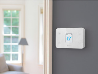 IMMEDIATE PRESS RELEASE - iTemp introduces voice assistance thermostat by iDevices.