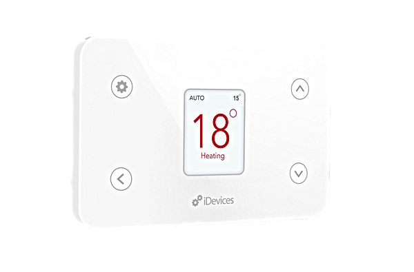 Itemp australia australia new zealand hvac idevices designed to look great thermostats asfbconference2016 Choice Image