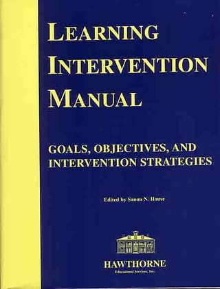 Learning Intervention Manual LIM  2nd Edition 02720