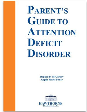 Parent's Guide to Attention Deficit Disorder 04840