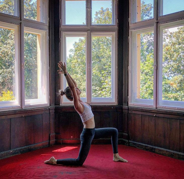 Yoga für alle Stufen