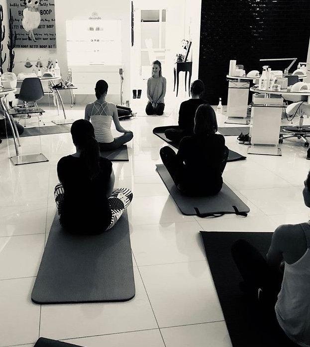 Yoga für Ihr Unternehmen