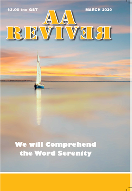 Mar 2020 Front Cover