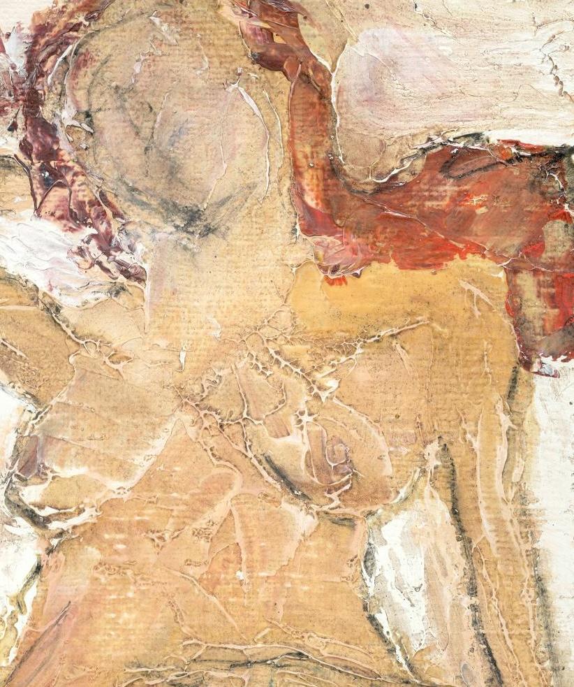 Redhead (Detail)