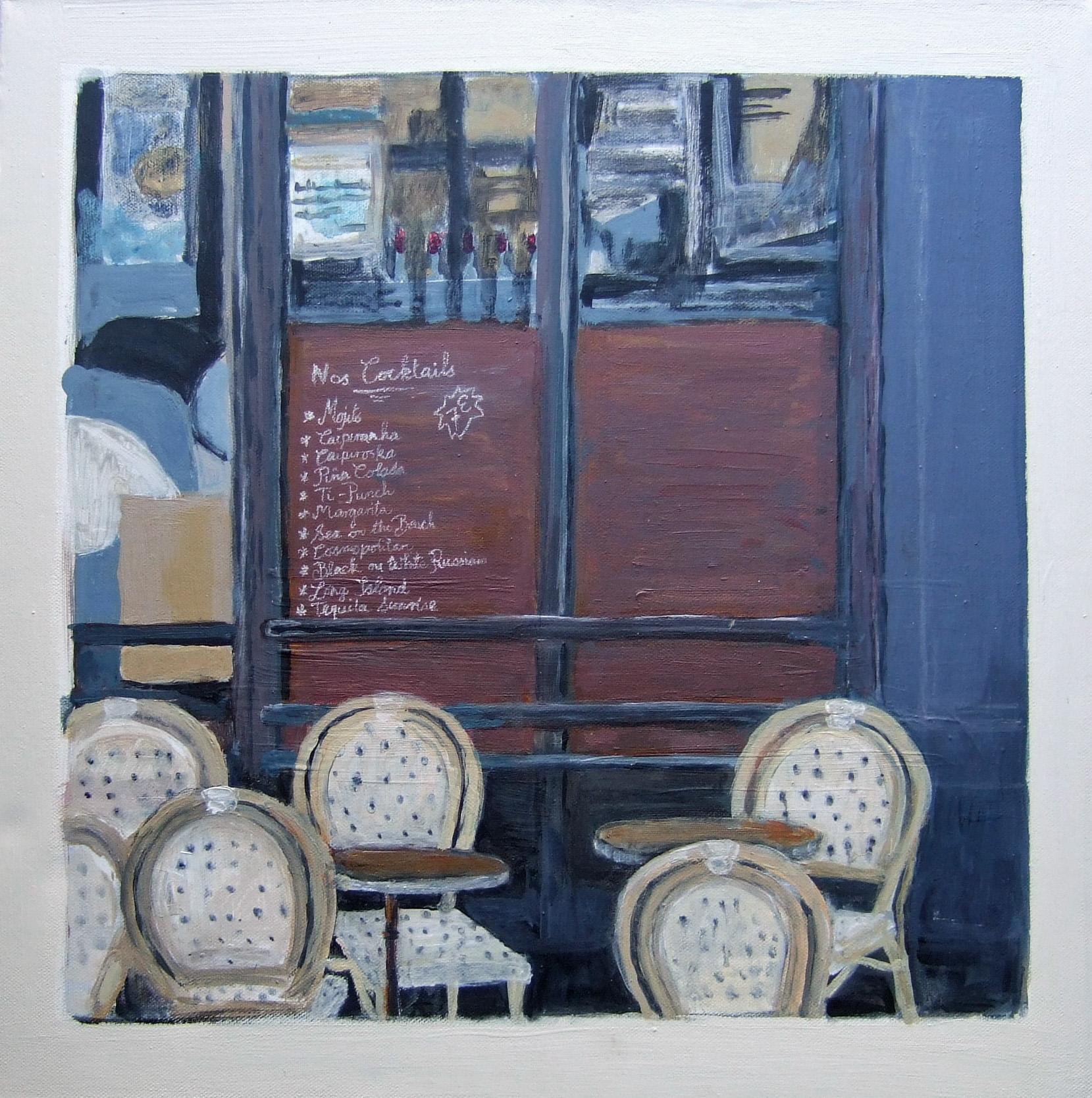 Bar le Progres, Montmartre