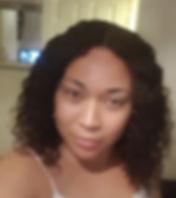 bespoke huma hair curly wig