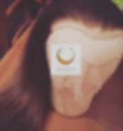 knotting/ventilating a human hair wig for hair loss