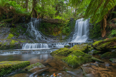Horse Shoe Falls, Tasmania