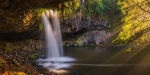 Killen Falls, Byron Bay, New South Wales
