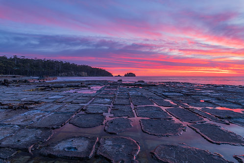Tessellated Pavement, Tasmania