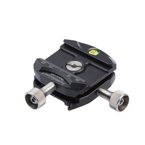 CD60 Arca-Swiss Compatible Back-to-Back QR Clamps