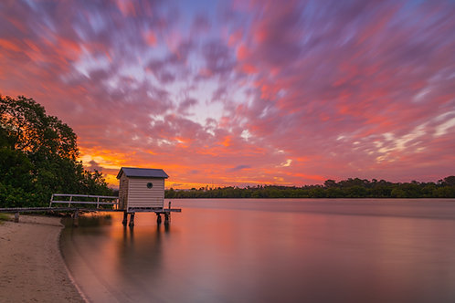 Maroochy River Sunset, Queensland