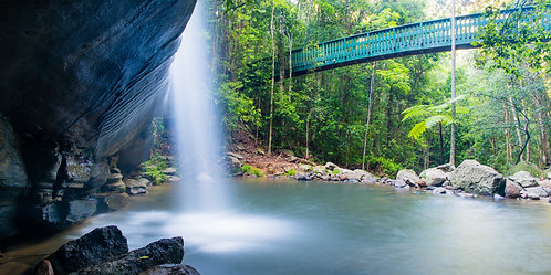 Buderim Falls, Queensland