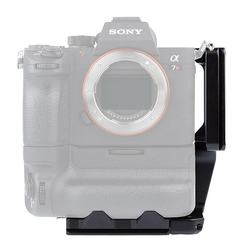 PLSVGC4EM L-Bracket L-Plate for Sony Alpha A7r Mark IV, a9 Mark II and Sony A7S