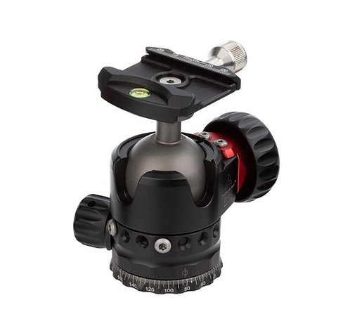BH50C60 50mm Professional Ball Head for Mirrorless and DSLR cameras