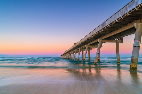 Gold Coast Spit Jetty, Queensland