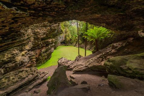 Trowutta Arch, Tasmania