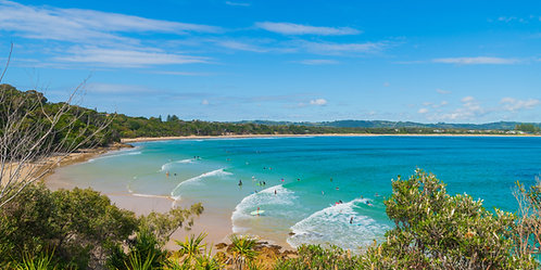 The Pass, Byron Bay, New South Wales