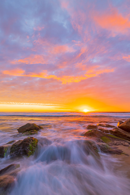 Coolum Beach Sunrise, Queensland