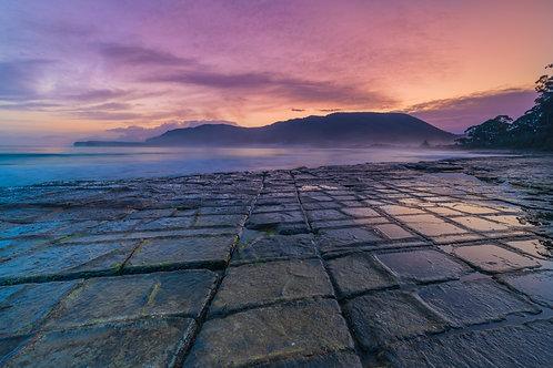 Tessellated Pavement, Tasmania