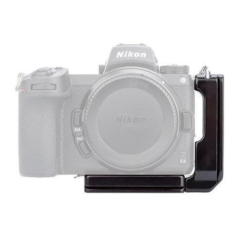 PLNZ672S L Bracket for Nikon Z6II and Z7II SS2 Strap Port