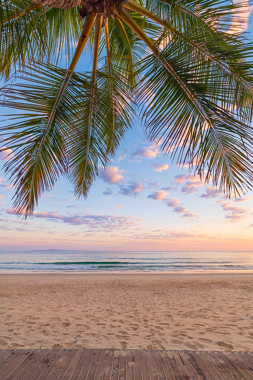 Noosa Main Beach Sunrise, Queensland