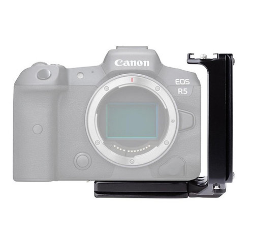 PLCR56 L Bracket Plate for Canon R5/R6 Mirrorless Camera