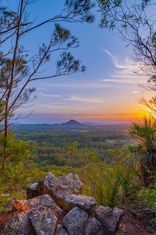 Mount Tinbeerwah, Queensland