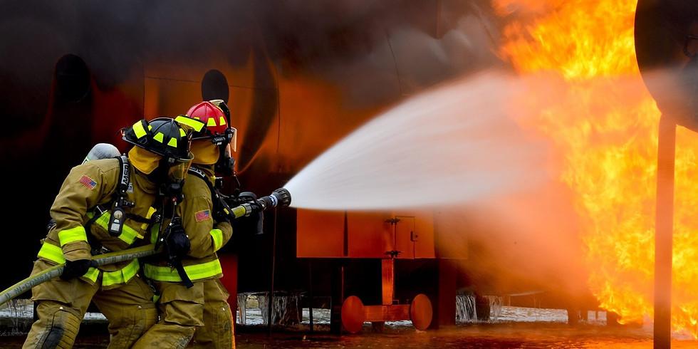 NR 23 - Proteção Contra Incêndio (8 horas)