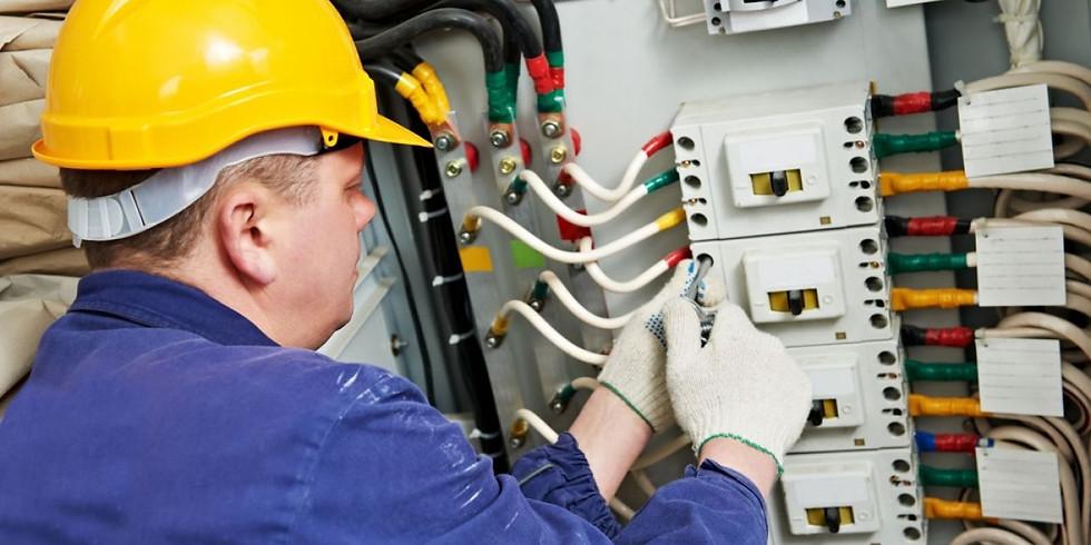 NR 10 - Introdução à Segurança em Instalações e Serviços de Eletricidade (8 horas)