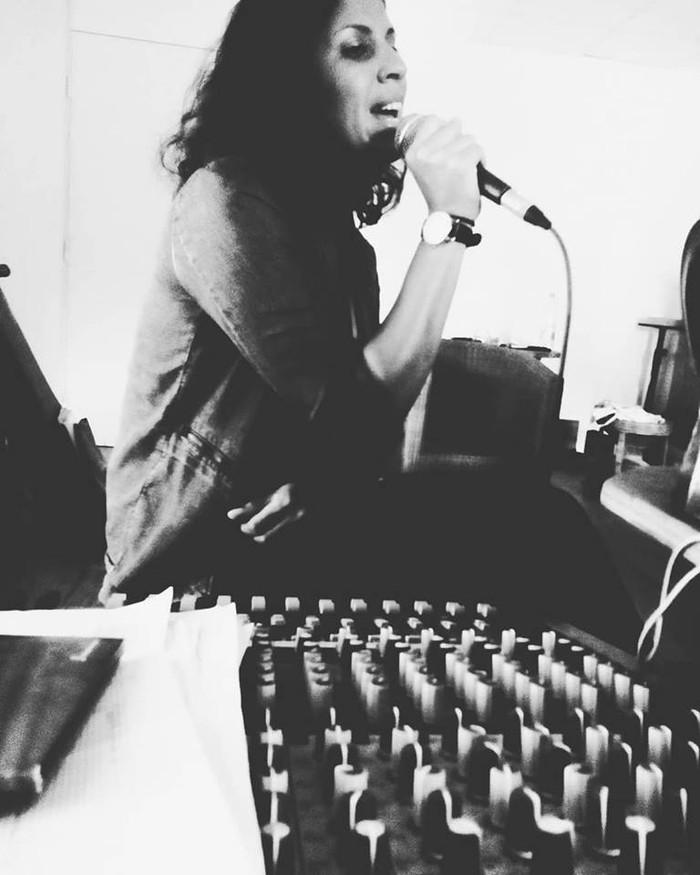 Etre chanteuse et trouver ma voix...