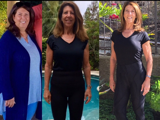 From being inspired, to inspiring others transformation: Robin