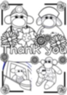 おのくんのぬりえ Thank you.jpg
